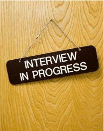 Interview blog